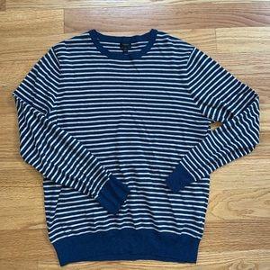 Men's J Crew long sleeve sweater